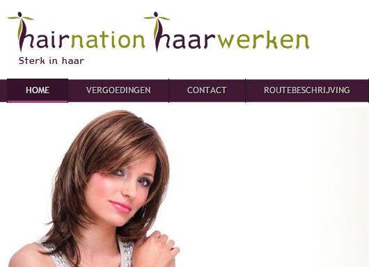 Partners met Hairnation